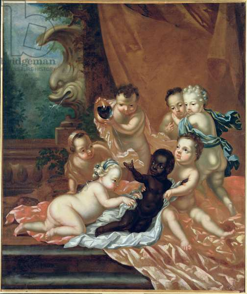 Venus Labor (oil on canvas)
