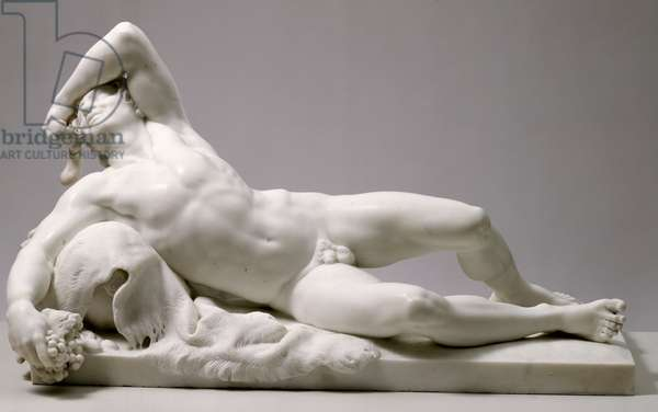 The Faun (marble)