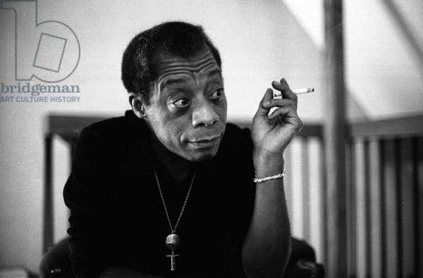 James Baldwin, April 1, 1972