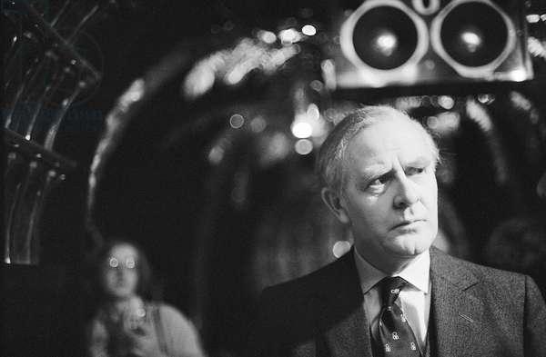 Portrait of John Le Carre October 12, 1984