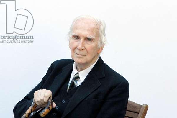 Seamus Heaney, August 20, 2012
