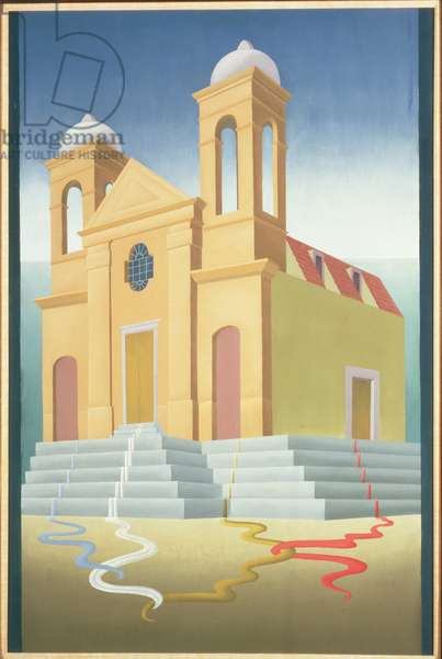 Rivieres Tiedes (Tepid Waters) 1939 (panel)