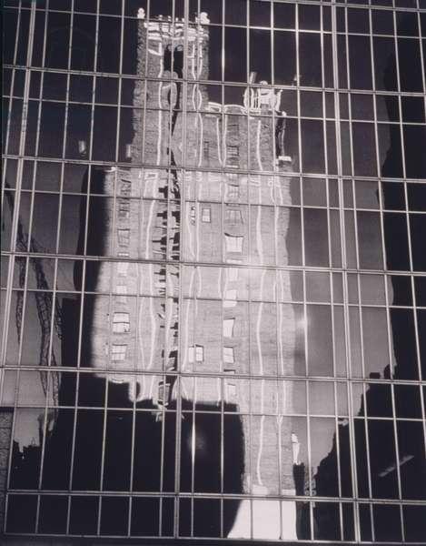 Reflection in Skyscraper