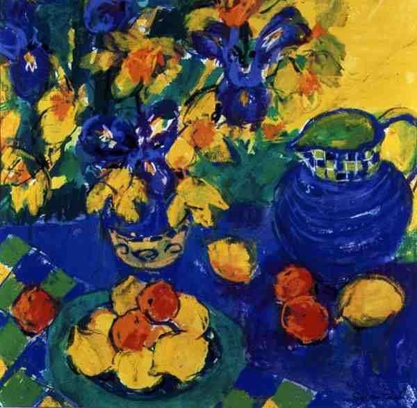 Spring Still Life, 1999