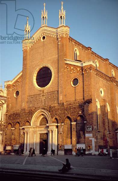 Church of Santi Giovanni e Paolo (San Zanipolo) (photo)