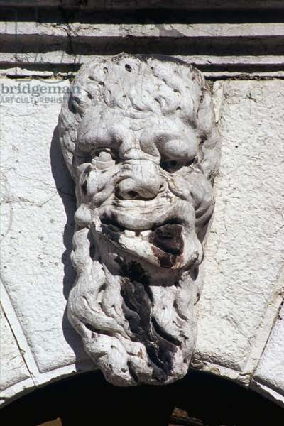 Gargoyle on the Campanile (stone)