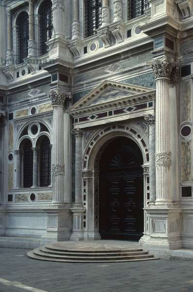 Portal, c.1549 (marble) (see 152761)