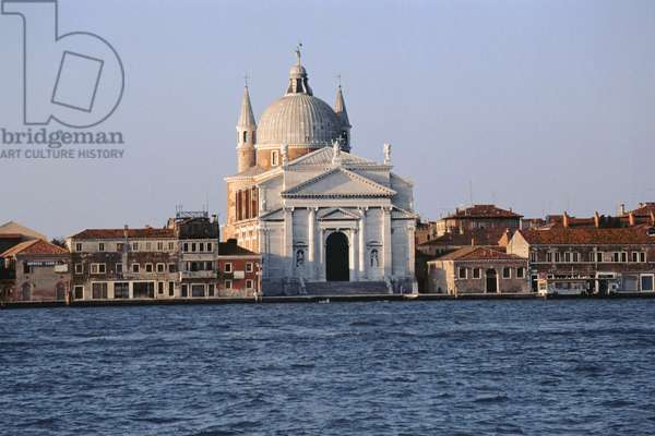 Church of the Redentore on the island of Giudecca, built by Andrea Palladio (1508-80) in 1577-92 (photo)