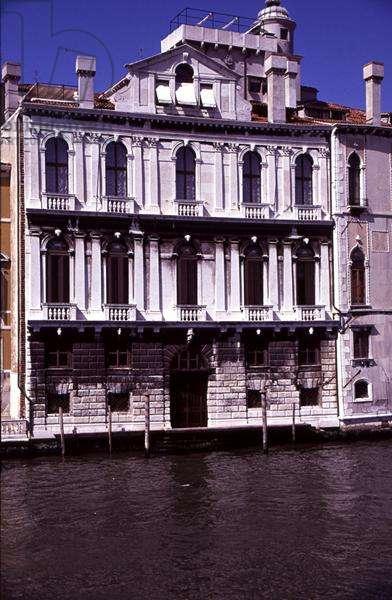 Palazzo Contarini degli Scrigni, built 1609 (photo)