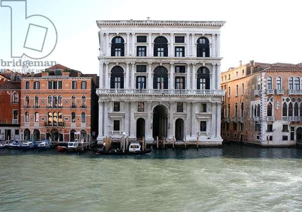 Palazzo Grimani, Venice (photo)