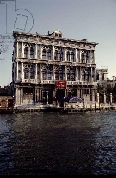 Palazzo Vendramin Calergi (photo)