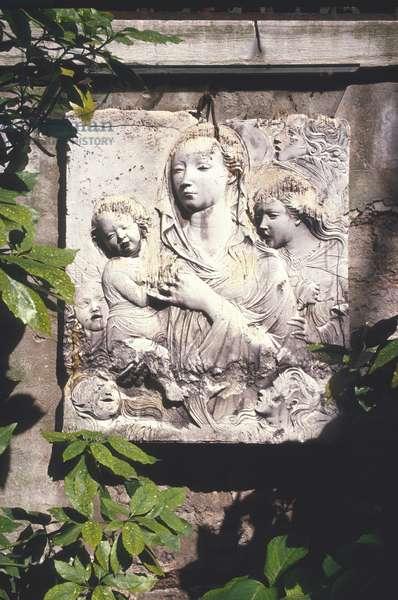 Madonna and Child (plaster)