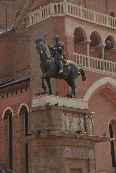 Gattamelata, 1453 (Bronze)