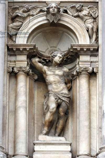 St. Sebastian (photo)