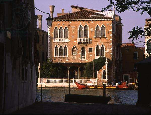 Palazzetto di Madame Stern (photo)