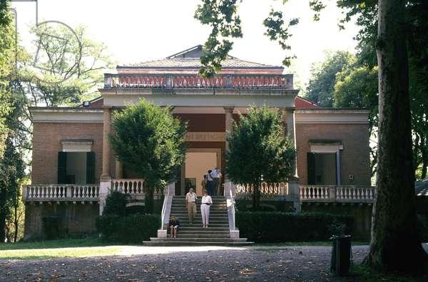 The British Pavilion (photo)
