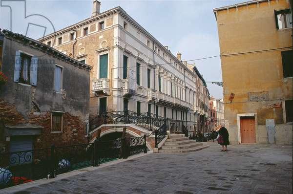 Palazzo Zorzi, c.1480 (photo)