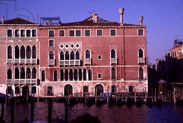 Palazzo Pesaro-Rava and Palazzo Morosini-Sagredo (photo)