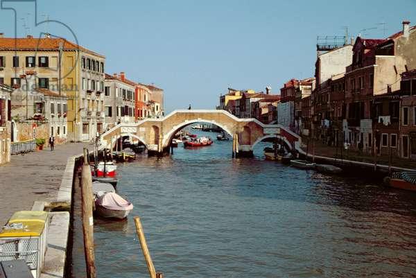 Ponte dei Tre Archi, 1688 (photo)