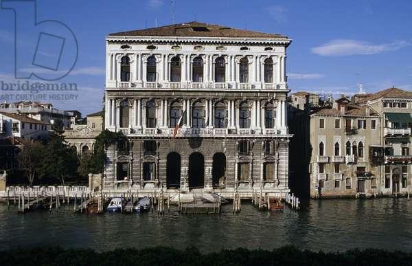 Palazzo Corner, called Ca' Grande, begun after 1545 (photo)