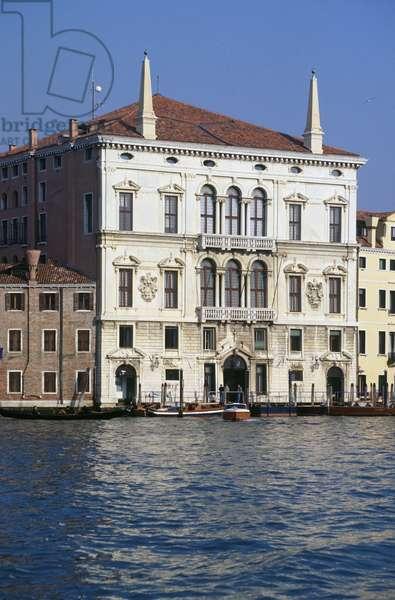 Palazzo Balbi (photo)