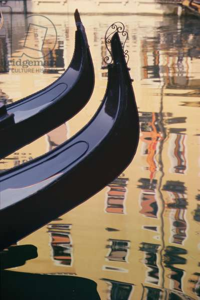 Two Gondolas (photo)