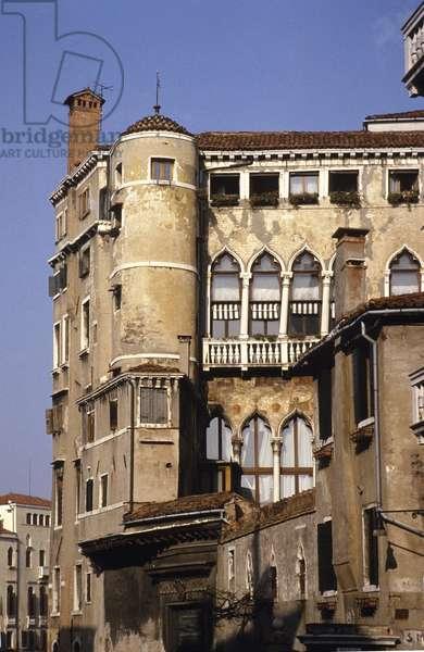 Palazzo Contarini Corfu, built in 15th century (photo)