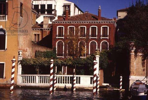 The Casetta Rosa (photo)