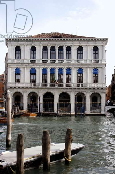 Palazzo Dolfin Manin, begun 1538 (photo)