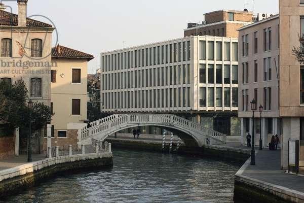 Former headquarters of Societa Adriatica di Elettricita (photo)