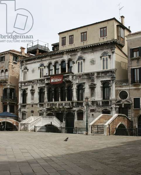 Ca' Malipiero, built in 16th century (photo)