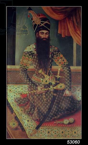 Fath' Ali Shah (1771-1834), King of Persia