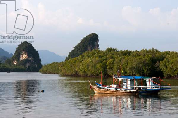 Khao Khanap Nam, Andaman Island, Thailand (photo)