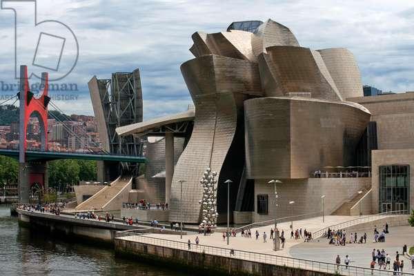 Guggenheim Museum, Bilbao, Euskadi, Basque Country, Spain (photo)