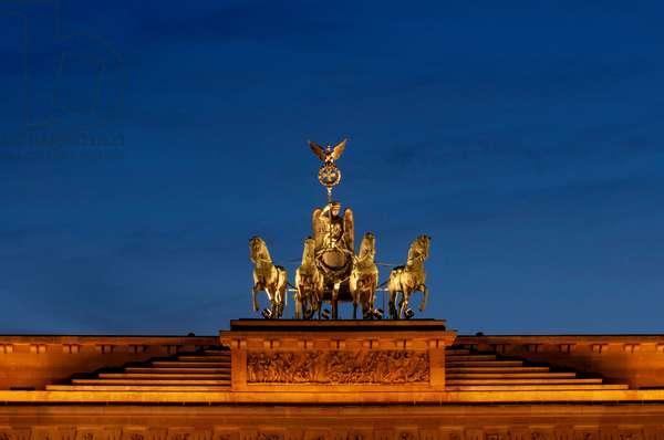 Brandenburger Tor, Berlin, Germany (photo)