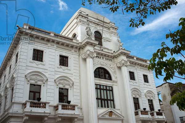 Municipal Palace, Panama City, Panama  (photo)