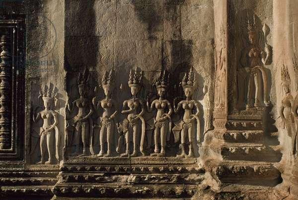The Temples of Angkor, Angkor, Cambodia (photo)