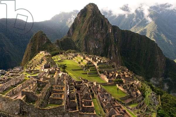 Machu Picchu, Peru (photo)