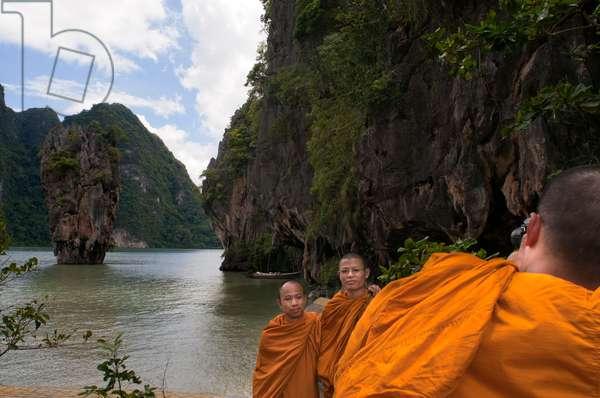 James Bond Island 007 (Koh Tapu) Phang Nga Bay, Thailand (photo)