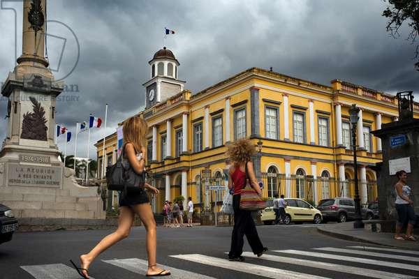 Saint Denis, Reunion Island (photo)