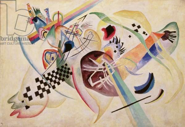 Composition No. 224, 1920 (oil on canvas)