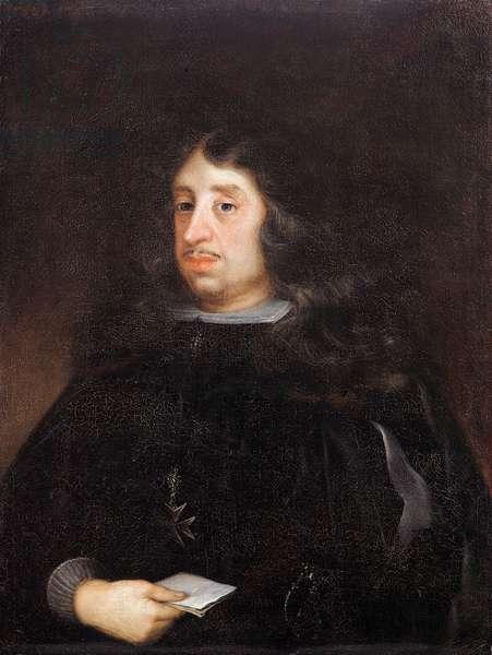 Portrait of Don Juan José de Austria (1629-1679), c.1670 (oil on canvas)