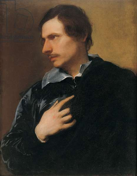 Portrait of Jean le Clerc (1585 - 1633), 1620 (oil on canvas)