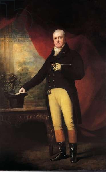 Portrait of James Baillie of Ilston Grange (1744 - 1828), 1815 (oil on canvas)