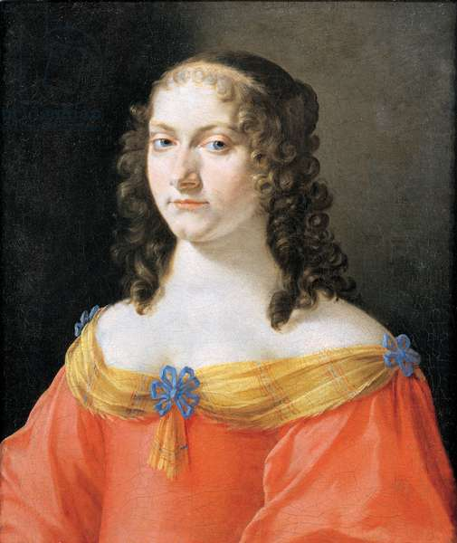 Portrait of a woman, 1650 - 1660 (oil on canvas)