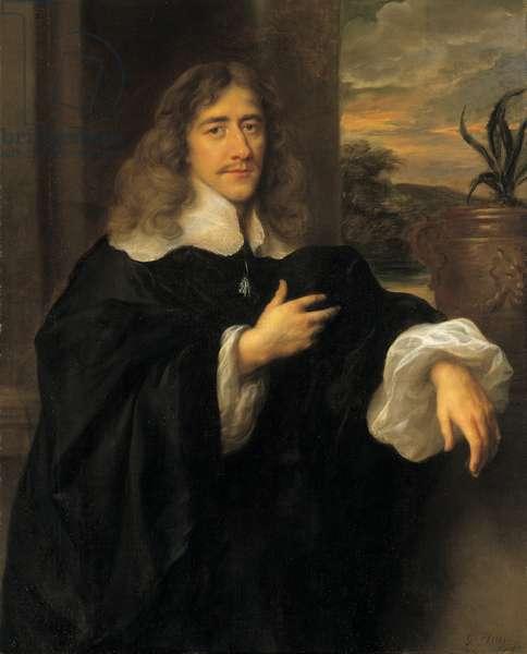 Portrait of a Pieter de Graeff, 1658 (oil on canvas)