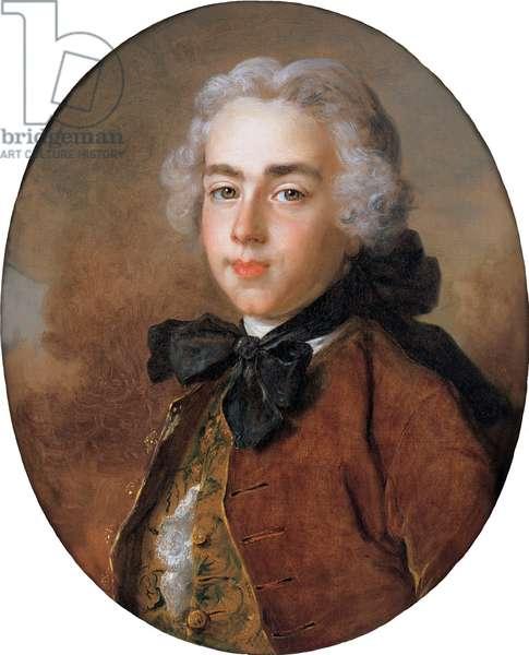 Portrait of Merrey Pommyer (1705/06 - 1791), 1722 (oil on canvas)