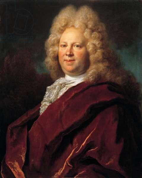 Portrait of Monsieur Jean-Joseph Hurard, 1711 (oil on canvas)