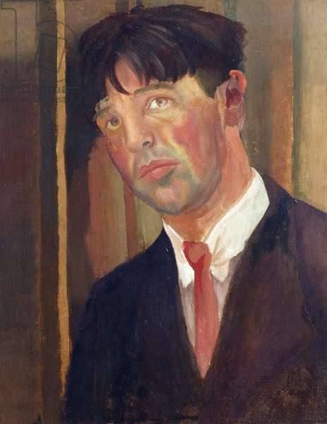 Self Portrait, 1923 (oil on canvas)