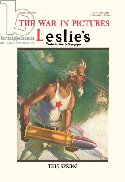 Leslie's: The War in Pictures, Uncle Sam